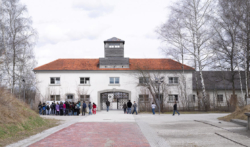 Das Jour·haus heute. Das Foto ist von 2010. (KZ-Gedenk·stätte Dachau)