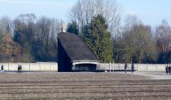 Die jüdische Gedenk·stätte. Das Foto ist von 2017. (KZ-Gedenk·stätte Dachau)