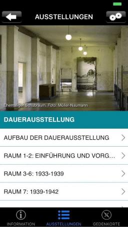 Appbild Dauerausstellungen