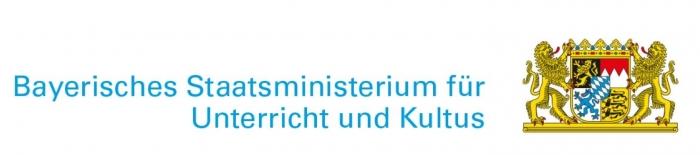 Logo des Bayerischen Staatsministerium für Unterricht und Kultus.