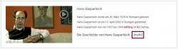 Screenshot Beispiel für einen Mehrlink.