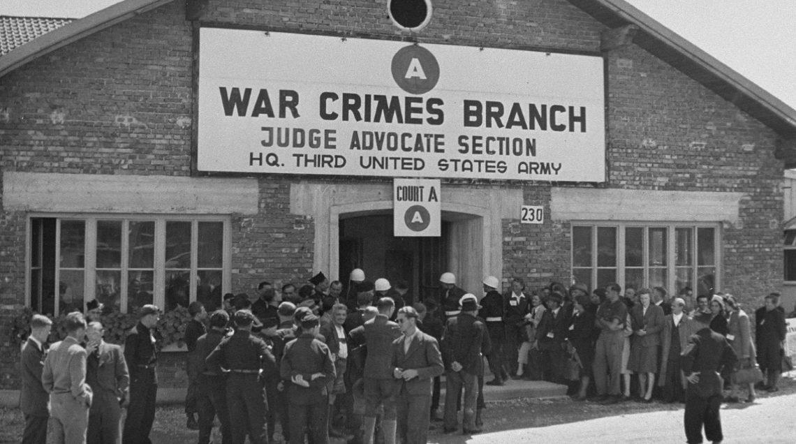 Dachauer Prozesse